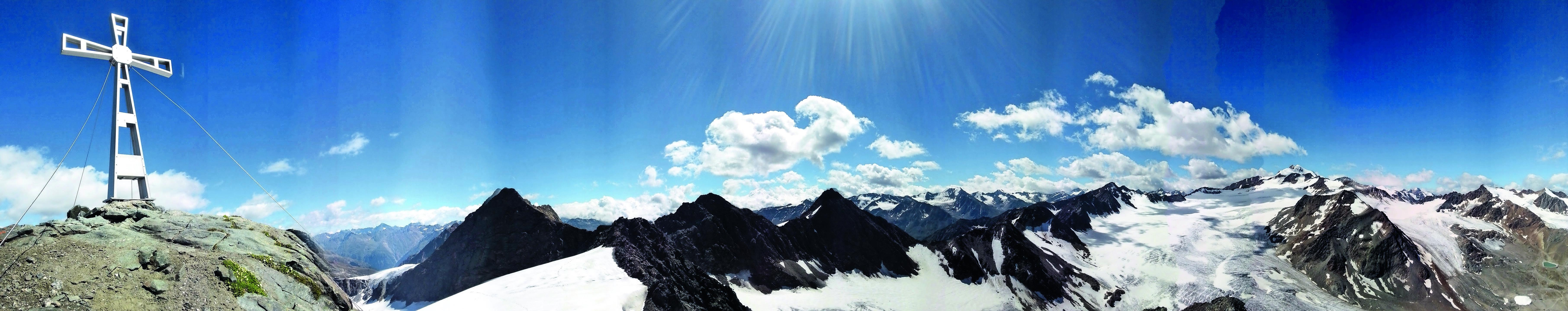 Allgäu, Österreich & Südtirol: Alpenüberquerung von Oberstdorf nach Meran