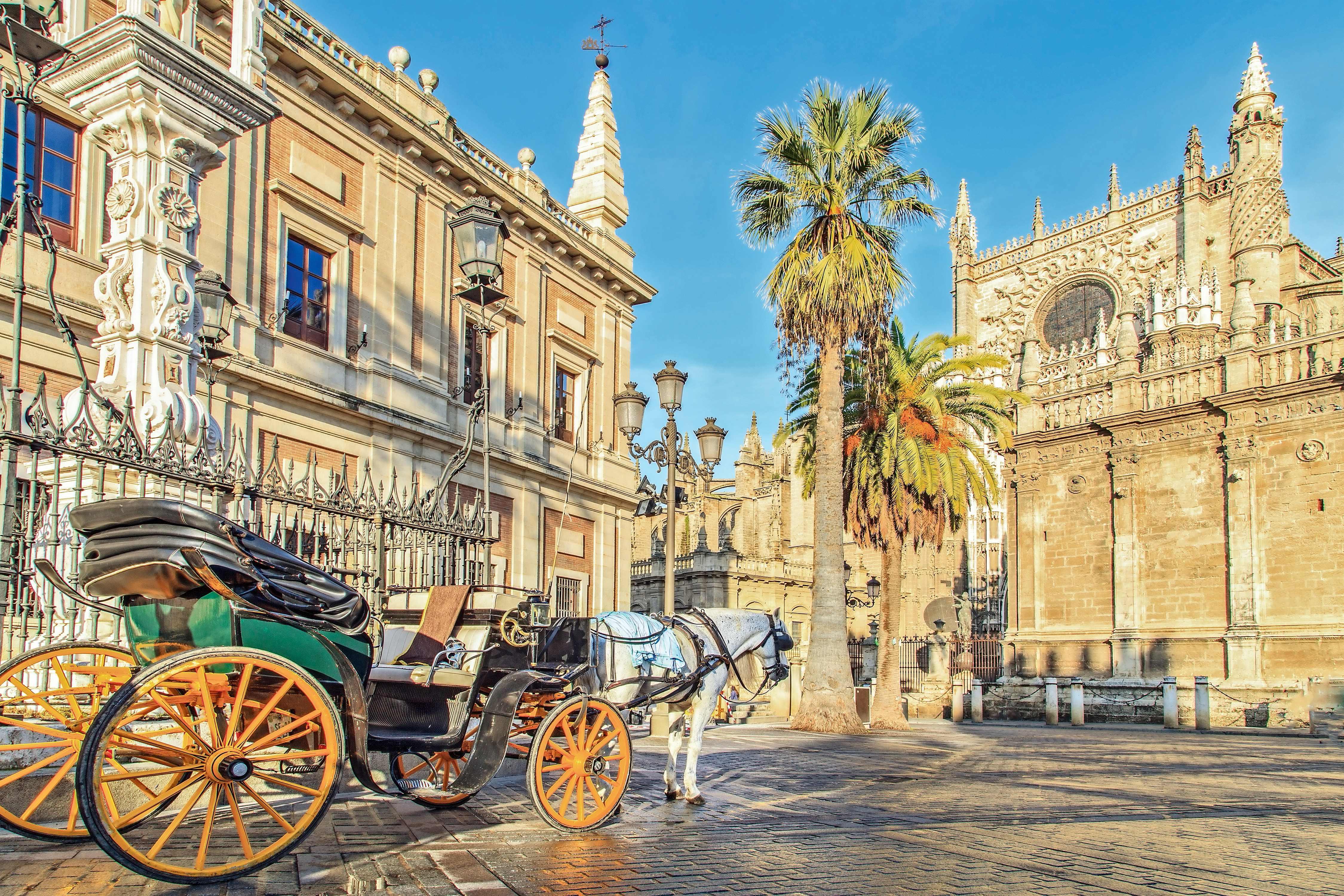 Andalusien: Entspanntes Wandern & Kultur