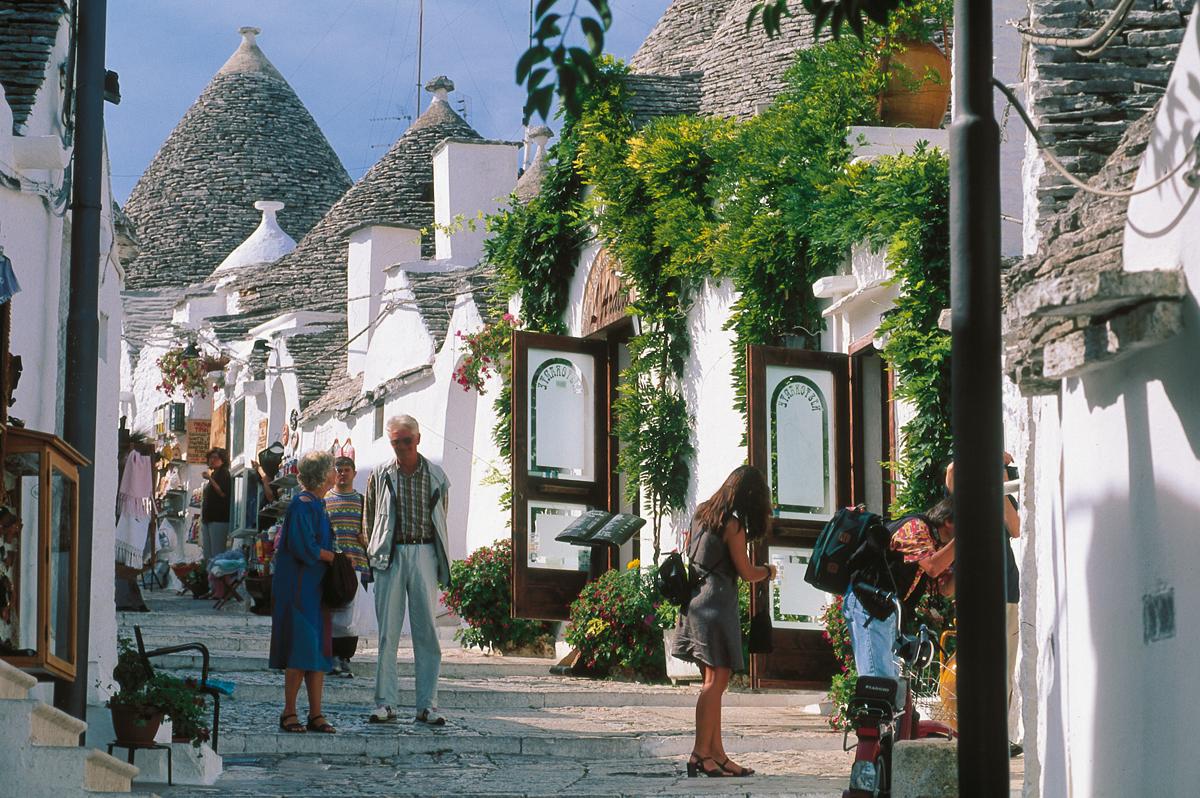 Apulien  -  im Land der Trulli und Staufer