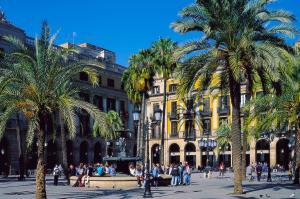 Barcelona  -  von Künstlern und Kathedralen am Meer