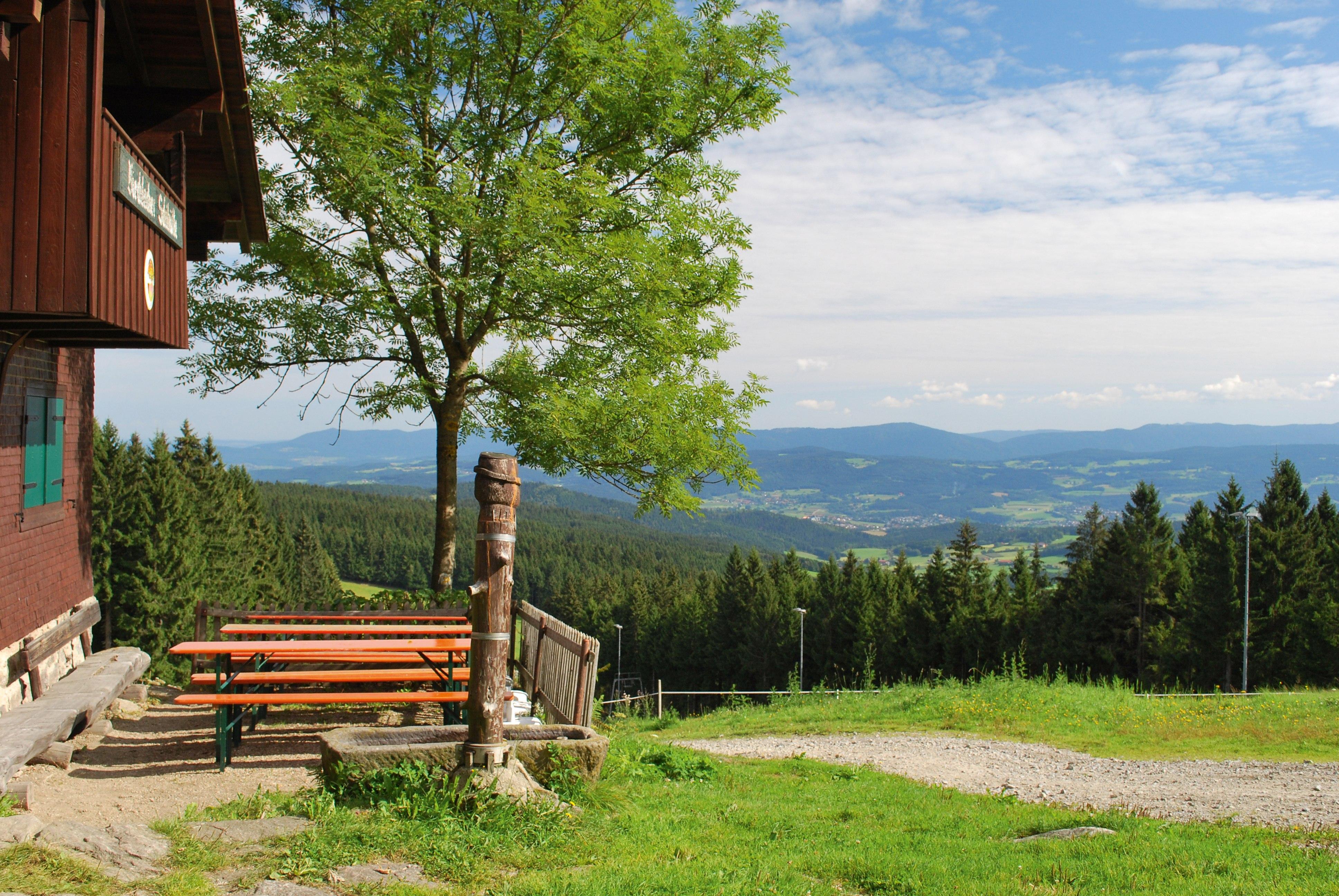 Bayerischer Wald: Wandern auf dem Goldsteig