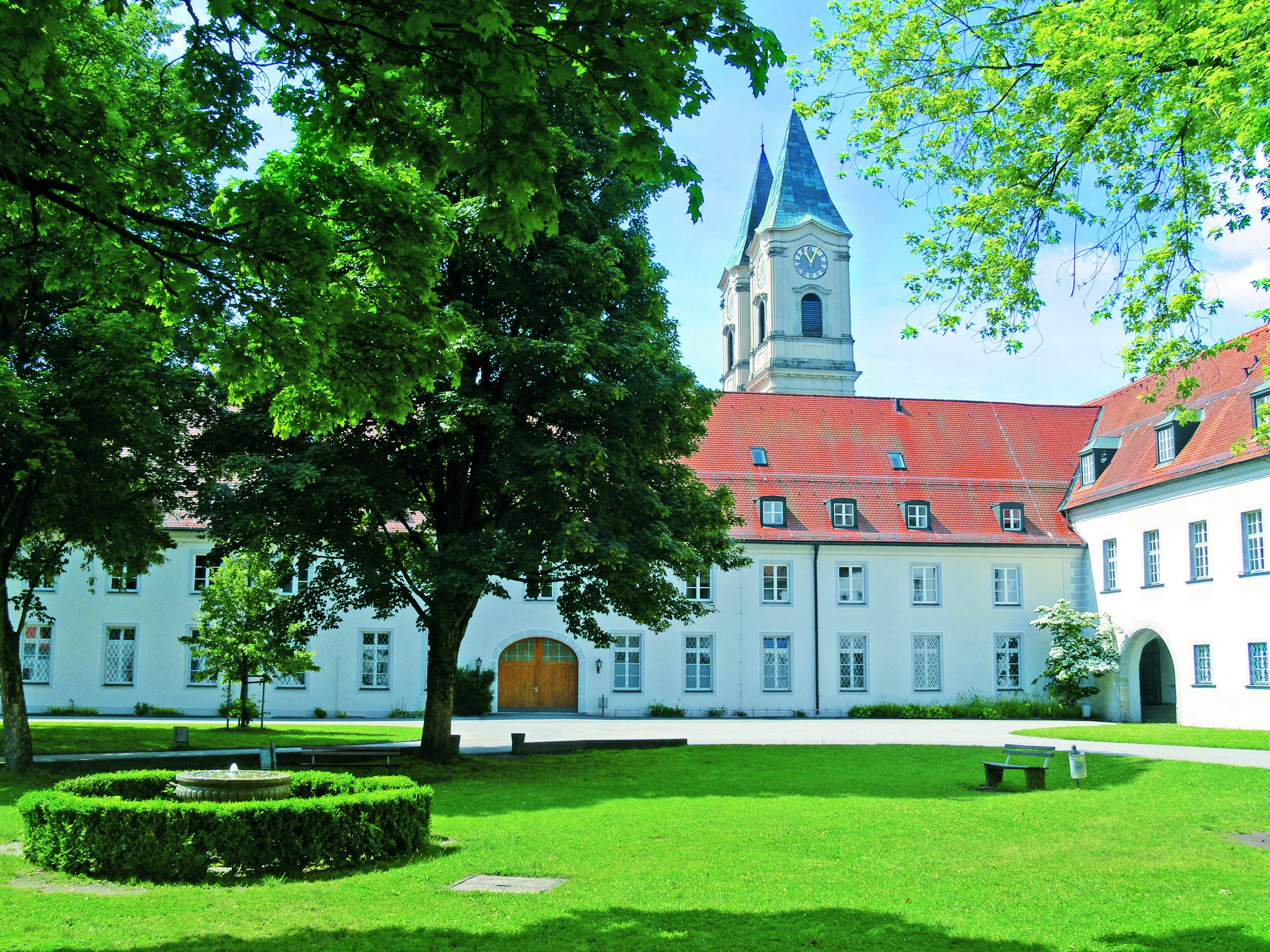 Benediktinerabtei Niederaltaich: Achtsamkeit & Meditation