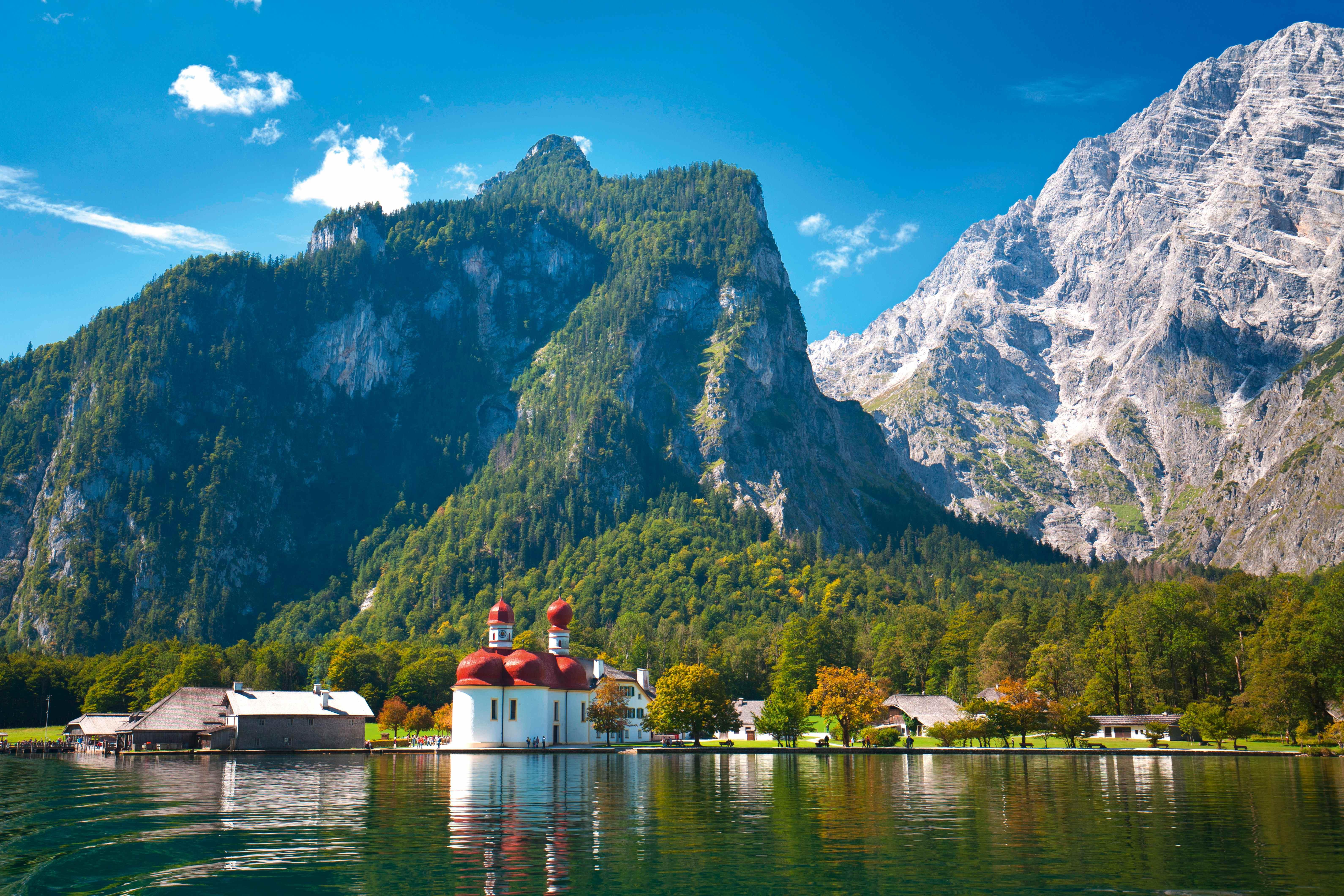 Berchtesgadener Alpen: Wandern & Kultur
