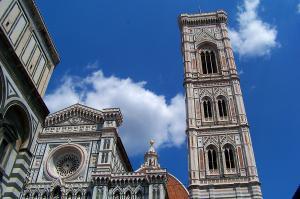 Florenz  -  Lebenslust und Kunstgenuss