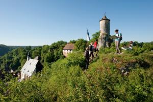 Fränkische Schweiz: Wandern & Kultur
