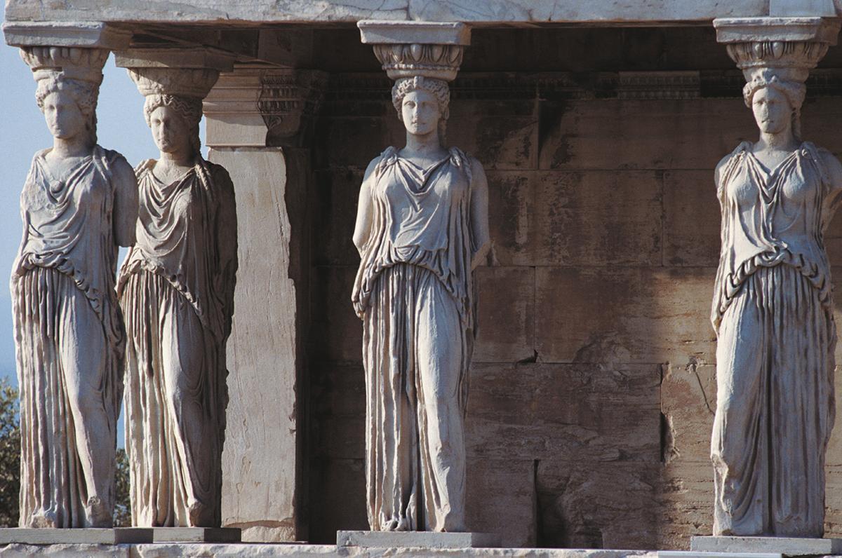 Griechen kennenlernen