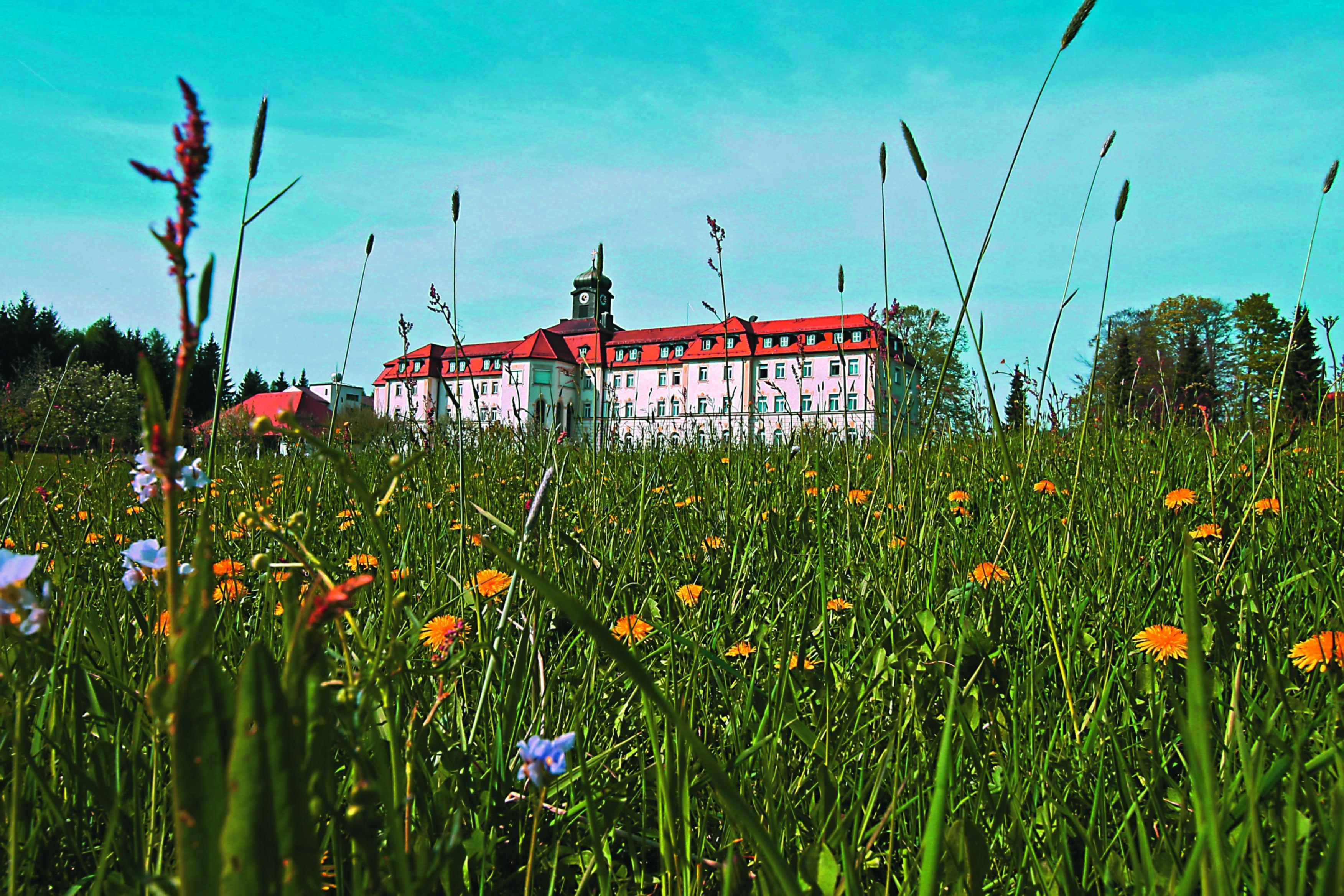 Kloster Kostenz: Seminarurlaub
