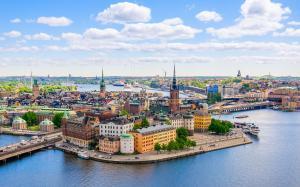 Kopenhagen, Oslo & Stockholm: Städtereise