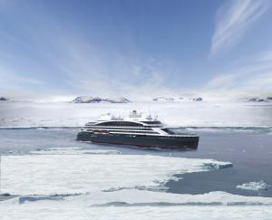 LE COMMANDANT CHARCOT: Nordpol Extraklasse