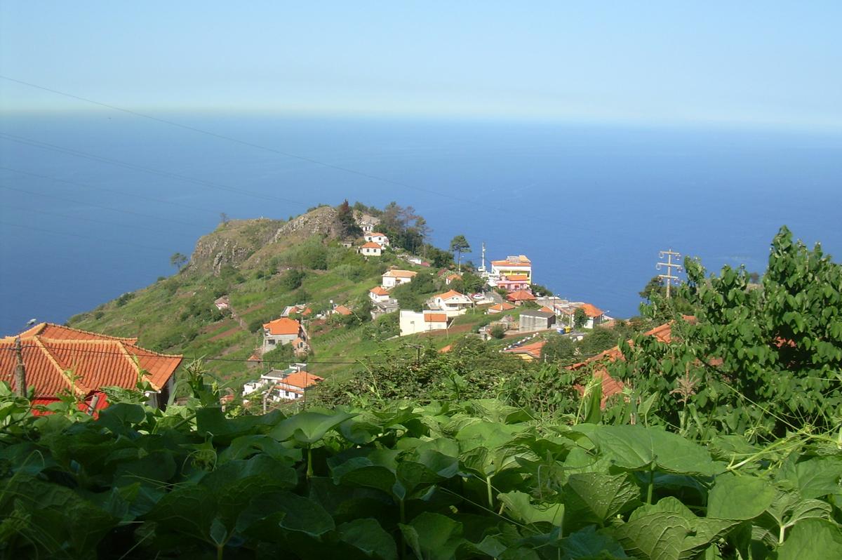 Lissabon und Madeira  -  Weiße Stadt und Blumeninsel