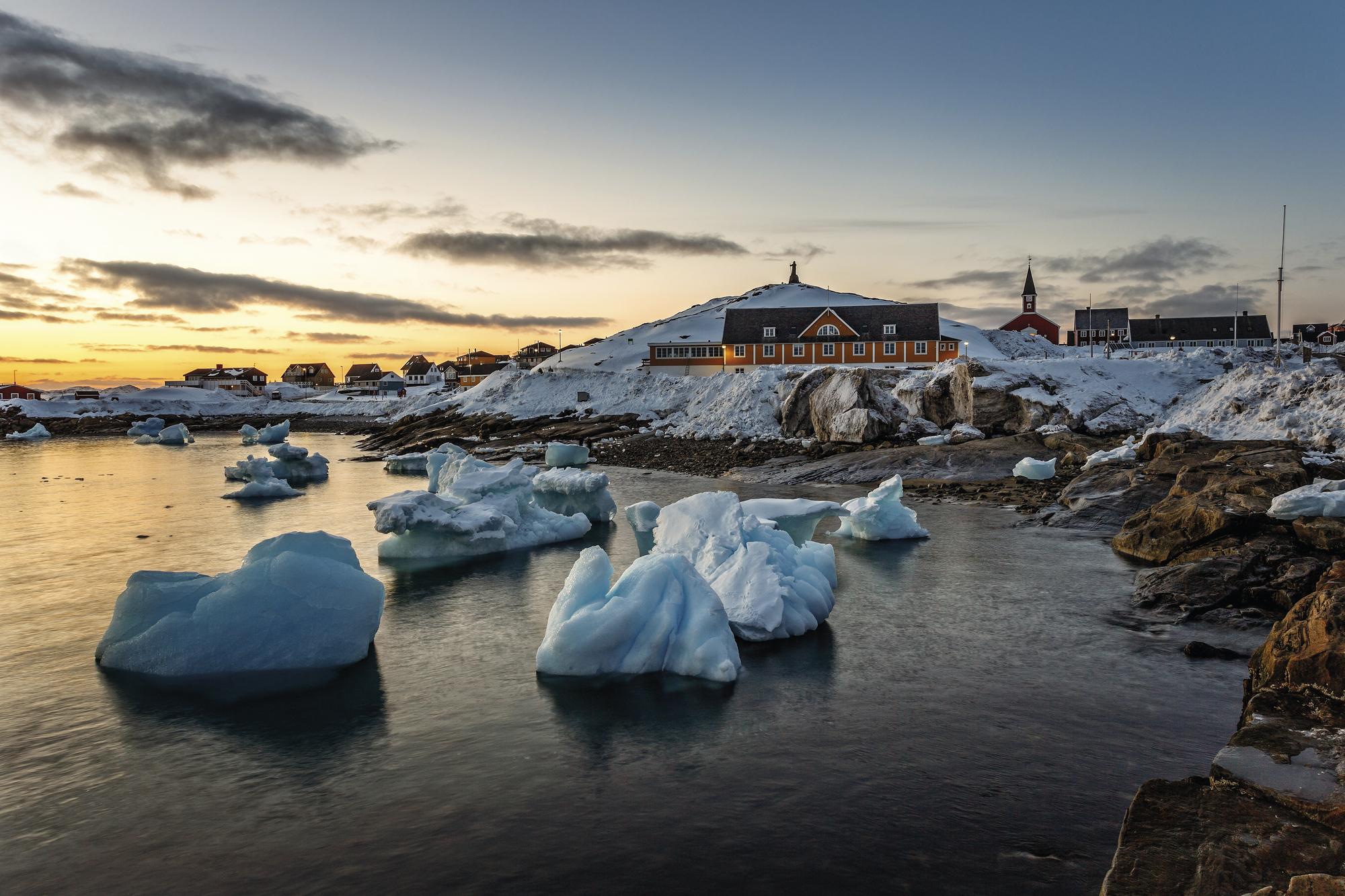 MS OCEAN DIAMOND: Island und Naturwunder Grönlands