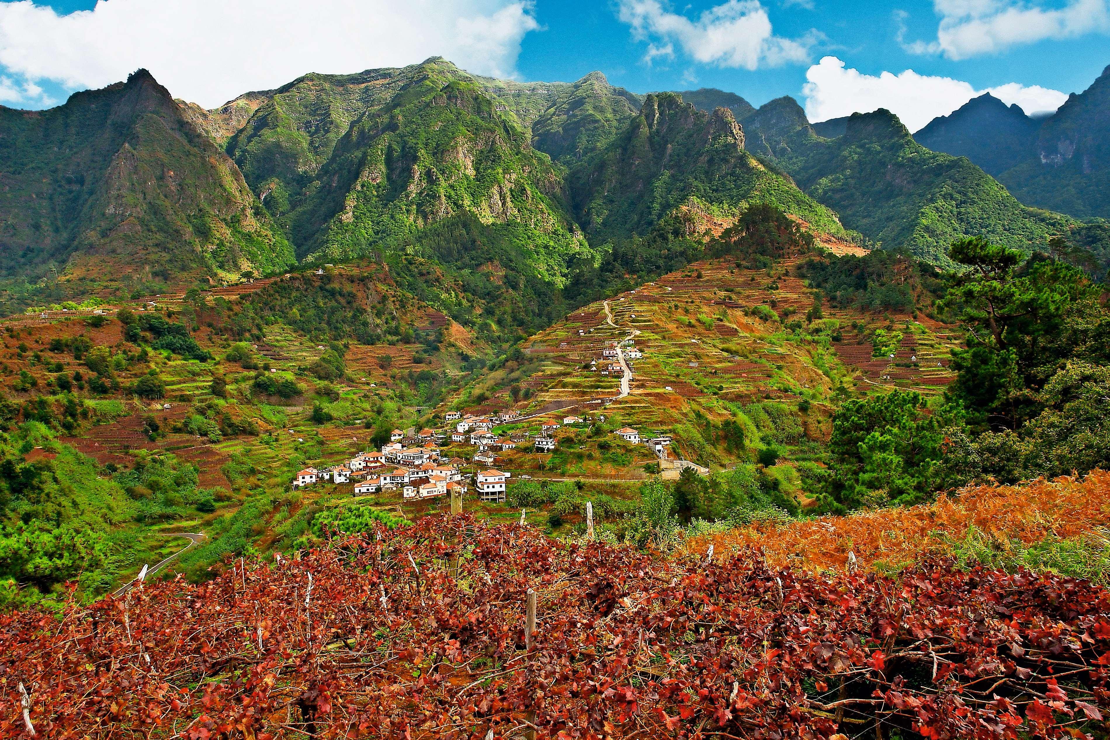 Madeira: Wandern