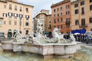 Rom  -  Stadt mit Herz