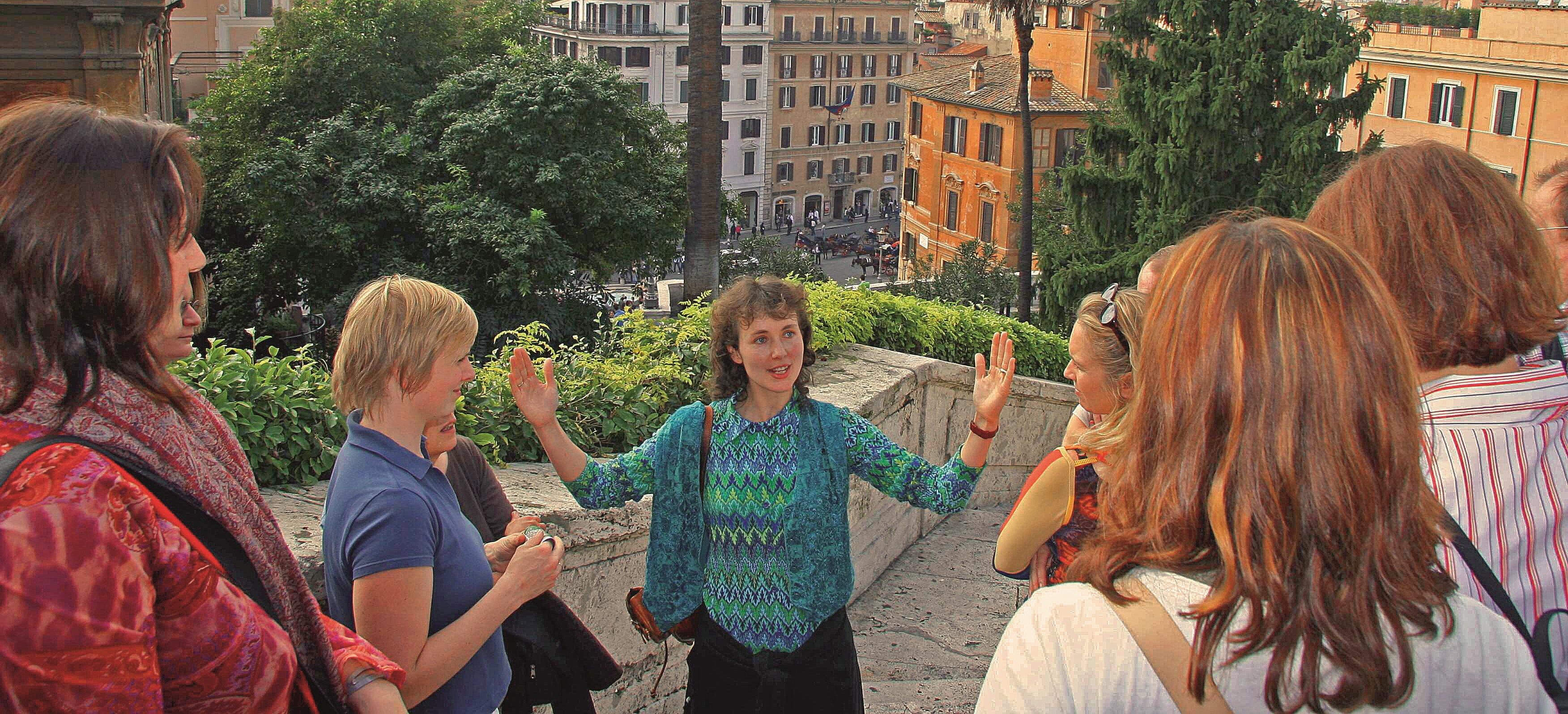 Rom: Höhepunkte mit einer Kennerin