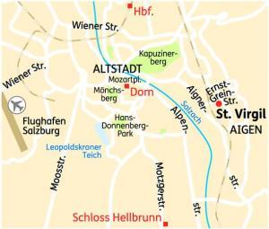 Salzburg: Malen mit Reno