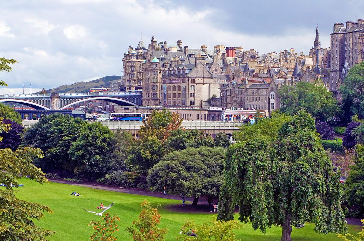 Schottland  -  auf den Spuren der Highlander