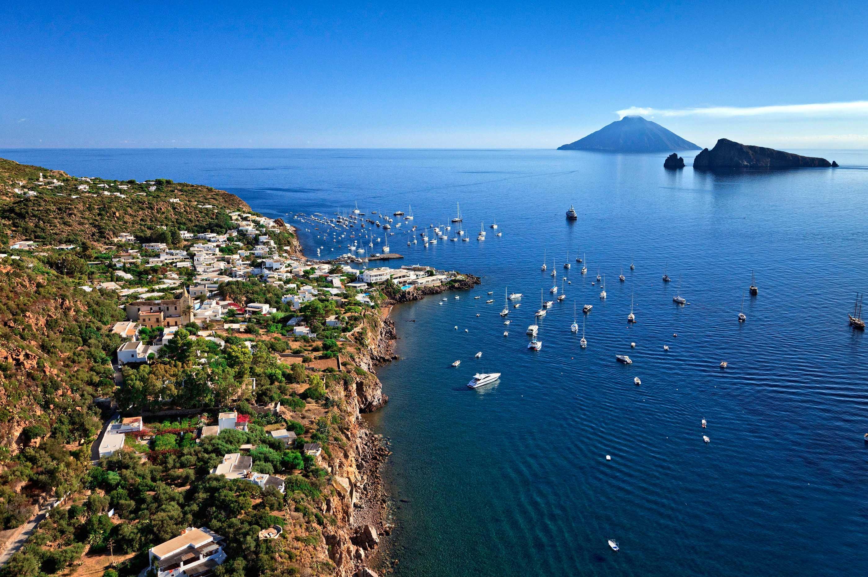Sizilien & Äolische Inseln: Entspannt Erleben