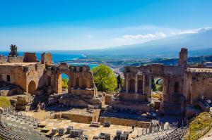 Sizilien  -  Land des ewigen Frühlings