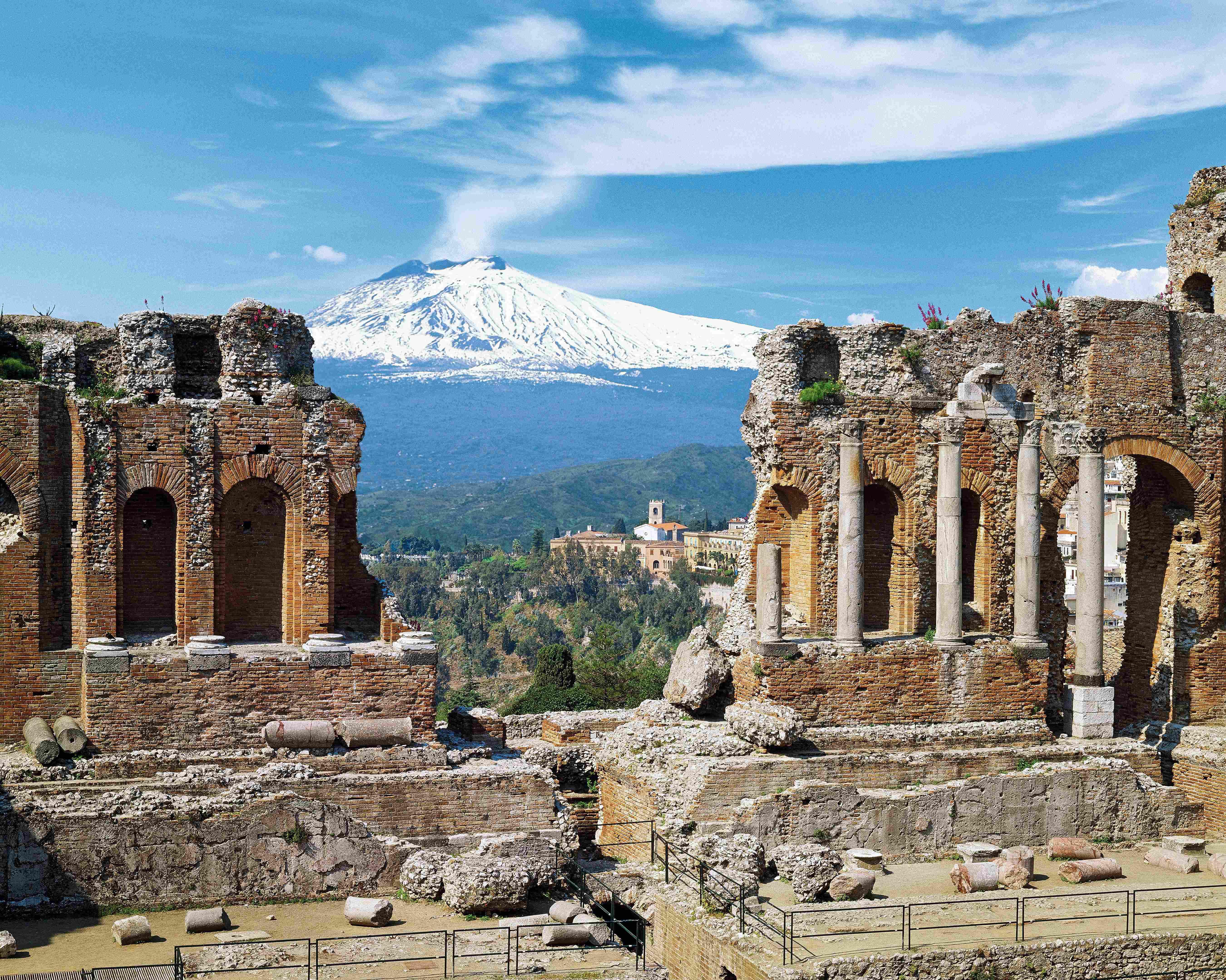 Sizilien: Die ausführliche Reise