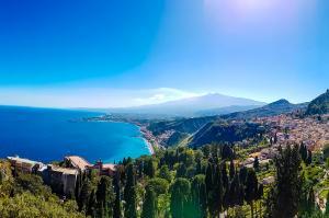 Siziliens Höhepunkte zwischen Palermo und Ätna