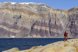 Spitzbergen • Grönland • Island - Herbstlicher Farbrausch in der Arktis