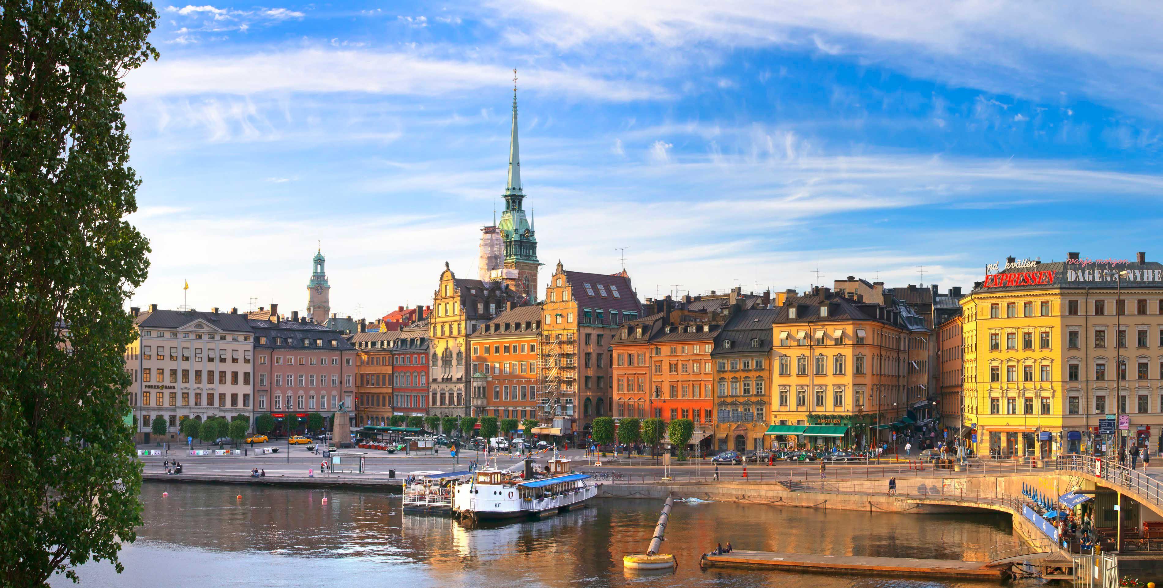 Stockholm: Städtereise