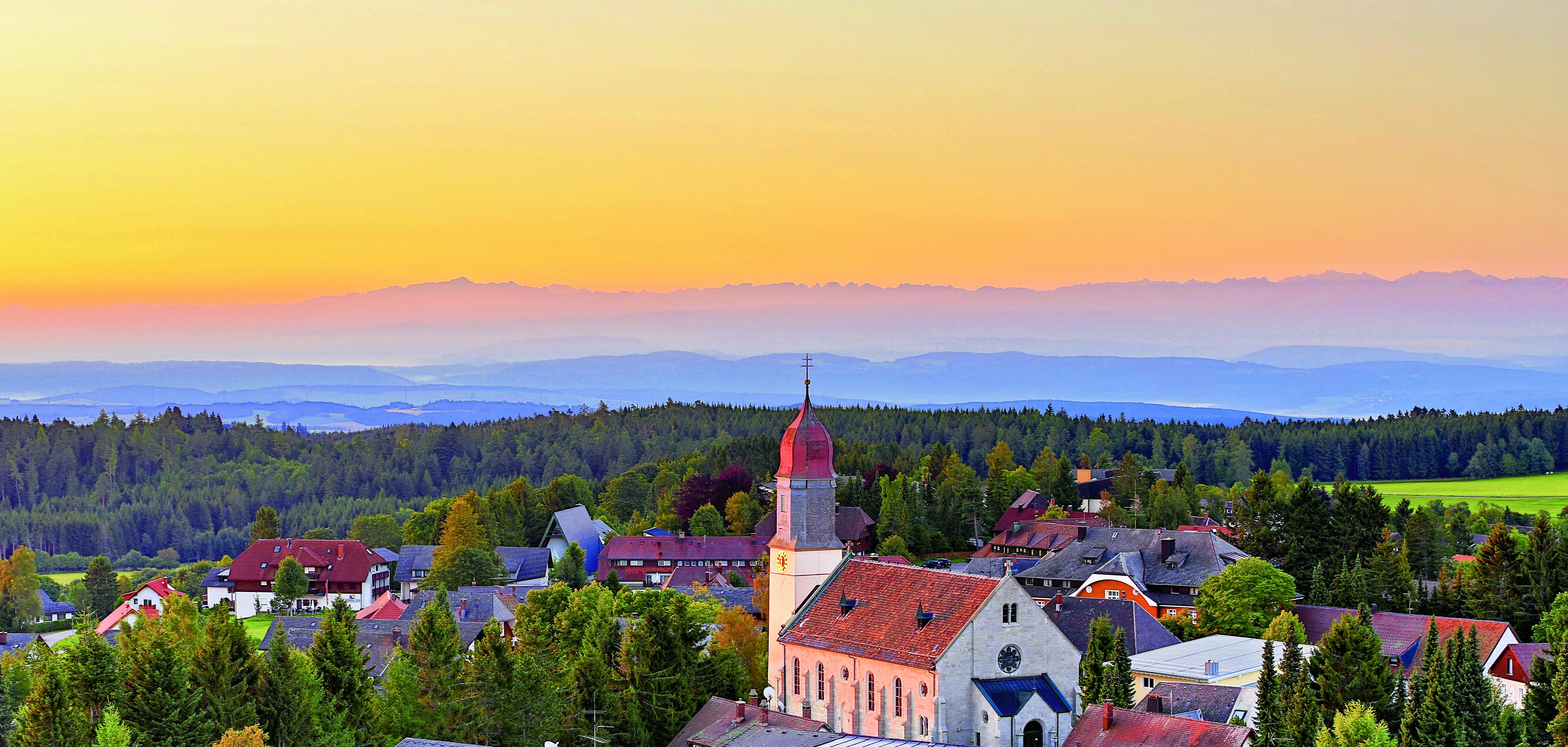 Südschwarzwald: Vitalurlaub