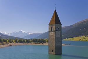 Südtirol: Wandern im Vinschgau