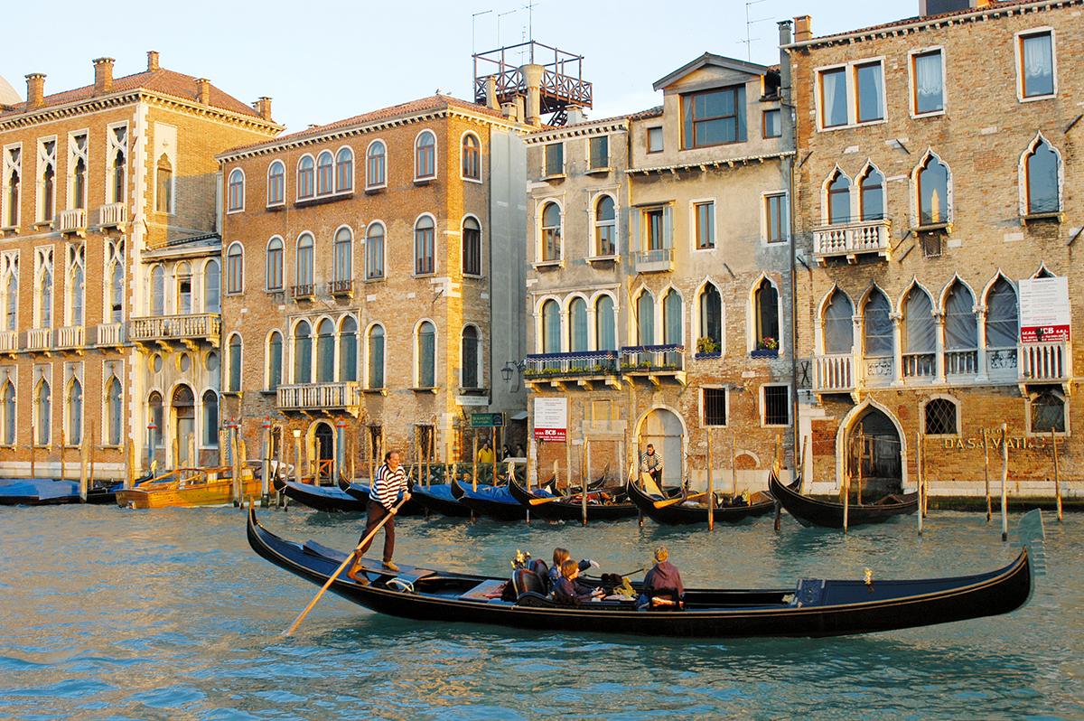 Venedig  -  Höhepunkte der Serenissima